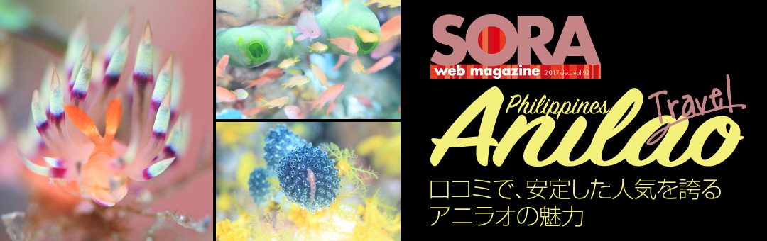 SORA-Web アニラオ