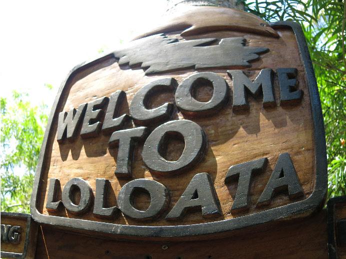 ロロアタ島