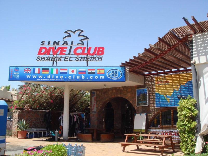サイナイダイブクラブ(SINAI DIVE CLUB)1-1