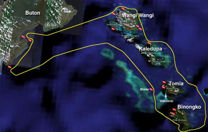 サンゴ礁にマックダイビング&マクロダイビングを完全網羅1-4