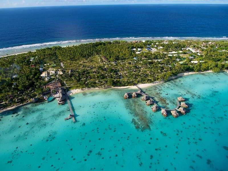 ランギロア島 画像6