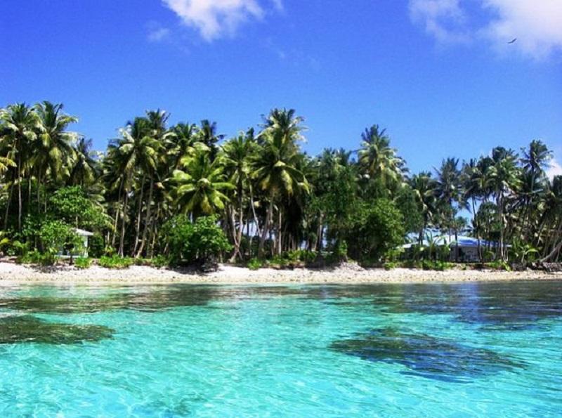 ビケンドリック島プライベートビーチツアー3-1