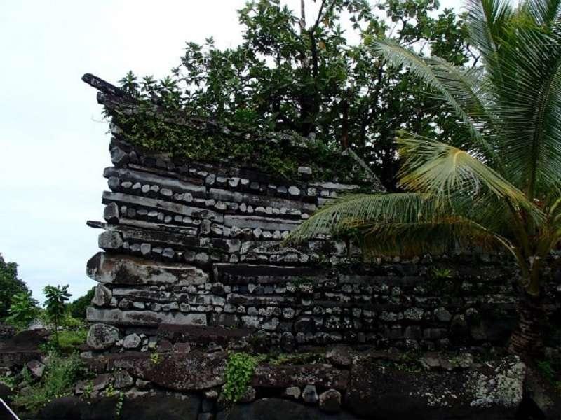 島内観光/ナンマドール&ケプロイの滝1-1