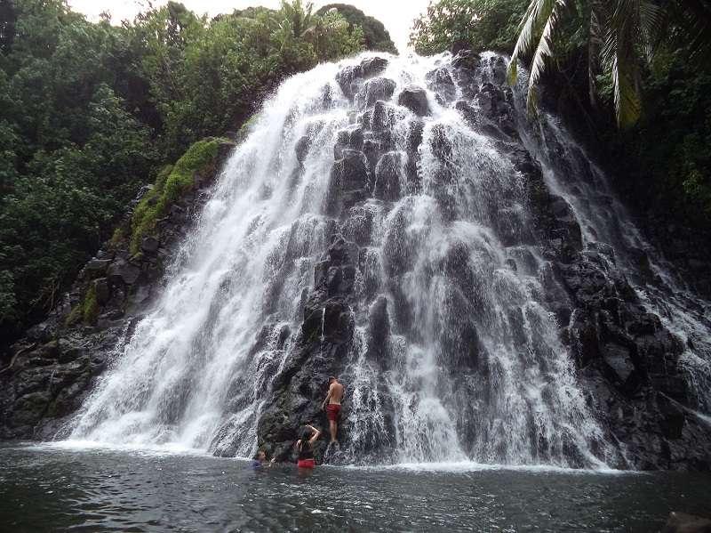 島内観光/ナンマドール&ケプロイの滝1-4