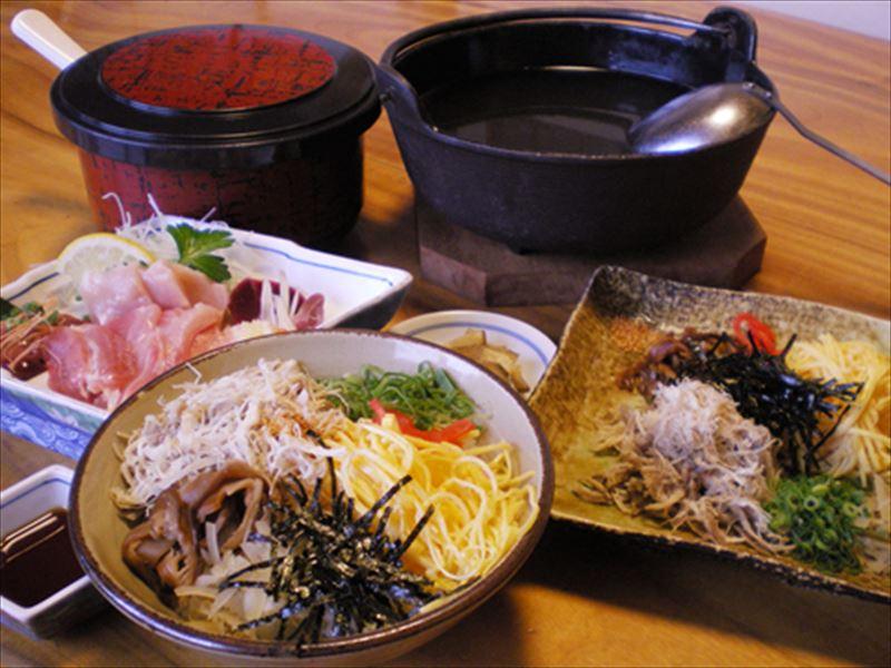郷土料理 鶏飯『ひさ倉』1-1