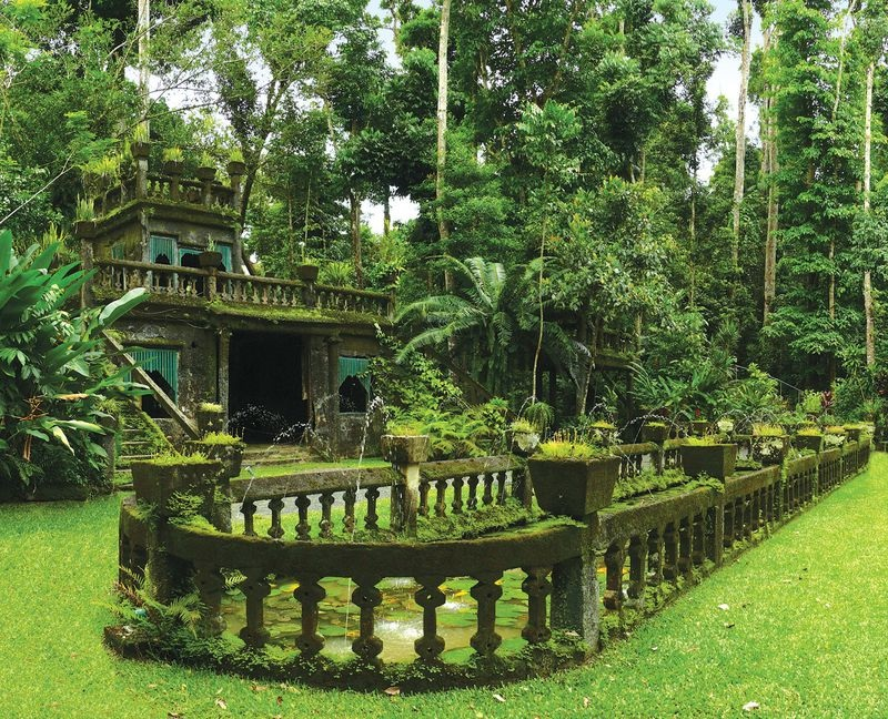 天空の城パロネラパーク&神秘熱帯雨林ツアー3-1