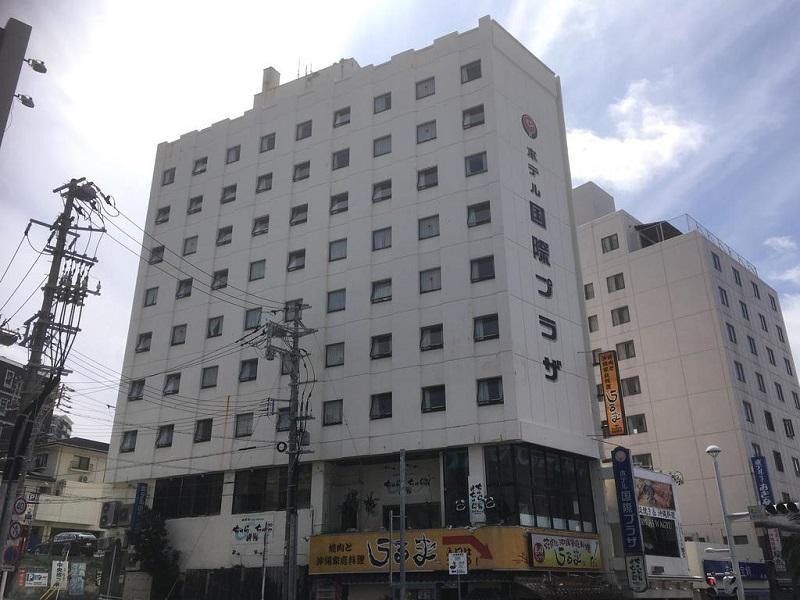 ホテル国際プラザ(那覇市)4-1