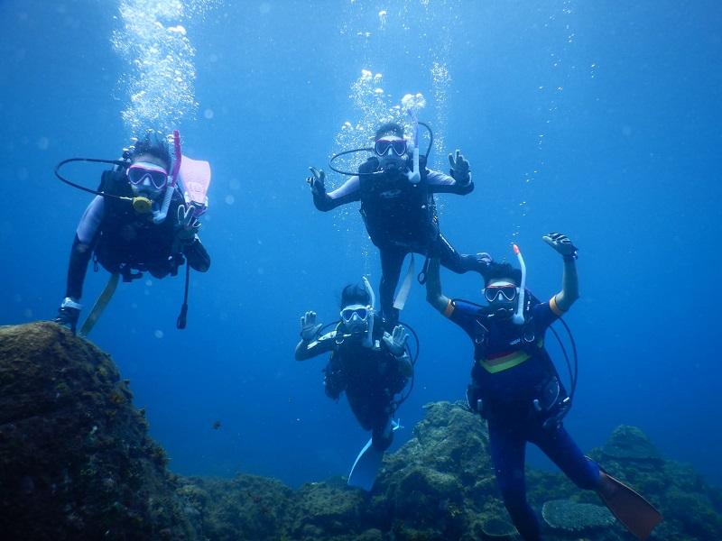 式根島ダイビングサービス1-2