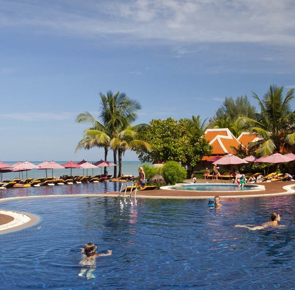 カオラックラグーナリゾート(Khaolak Laguna Resort)カオラック地区]6-5