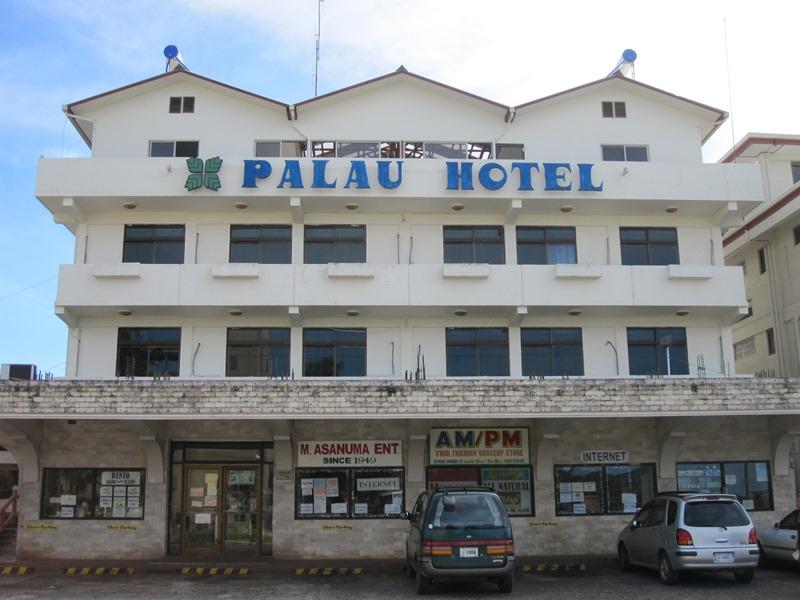 パラオホテル1-1