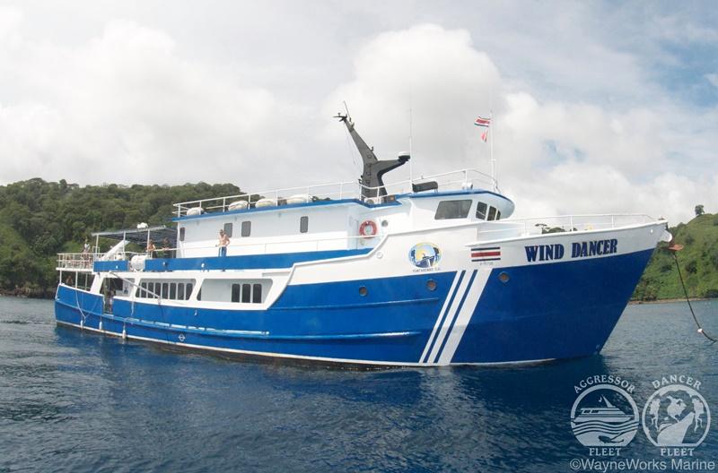 Okeanos AggressorⅡ号4-6