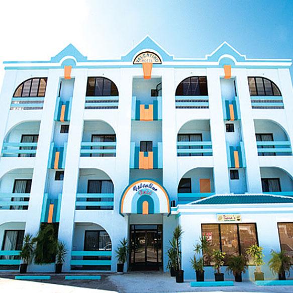 ヴァレンティノホテル2-1