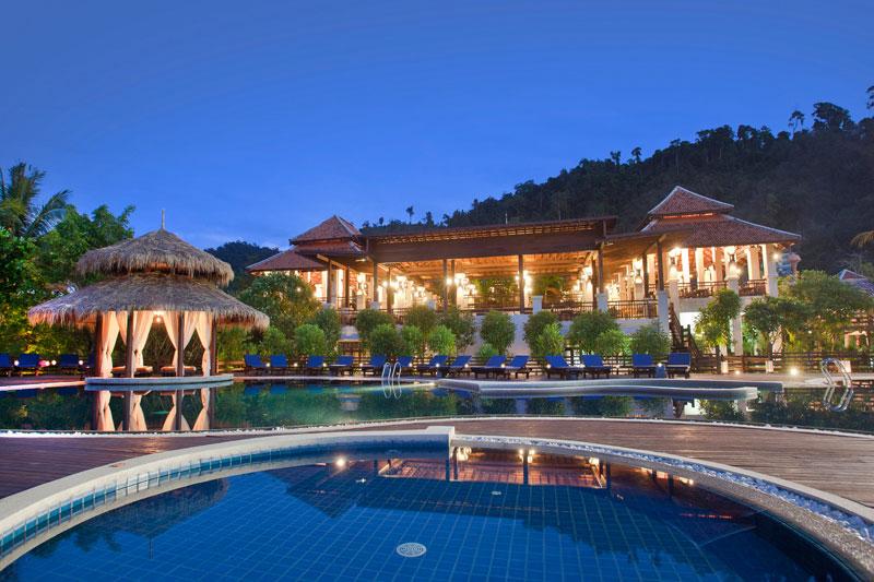 カオラックラグーナリゾート(Khaolak Laguna Resort)カオラック地区]6-4