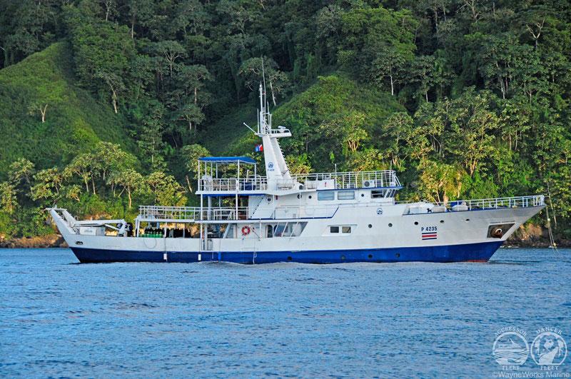 Okeanos Aggressor号4-10