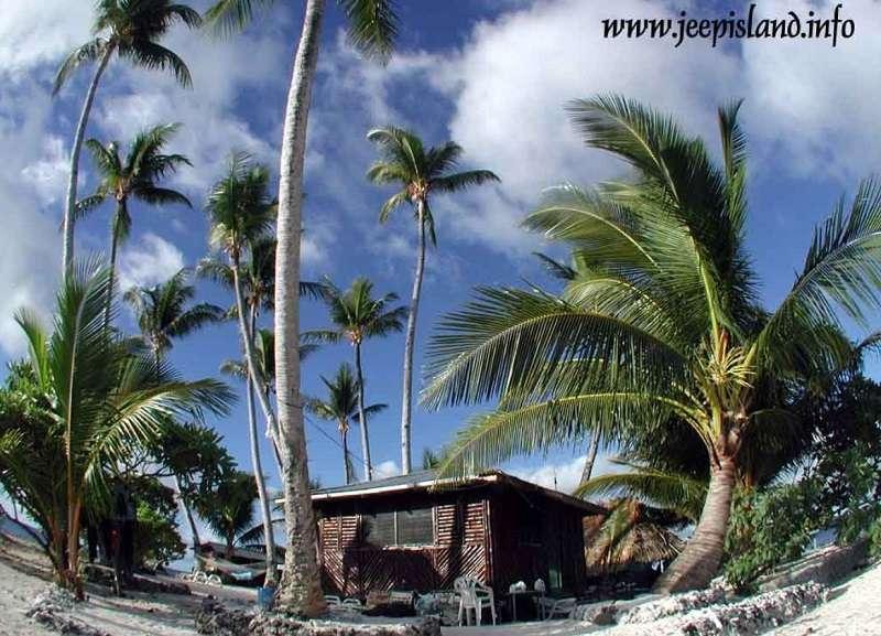 ジープ島の施設2-5