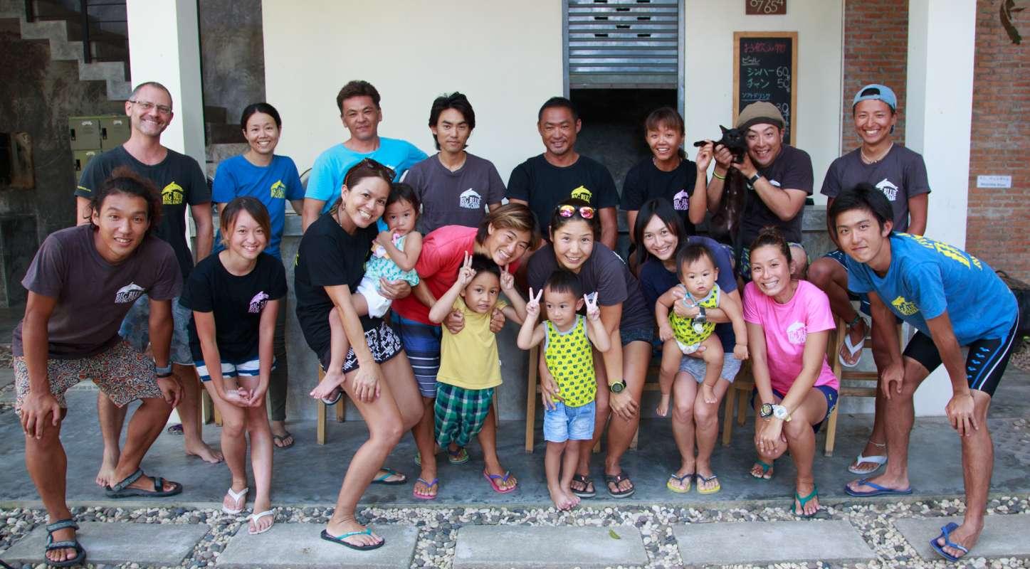 タオ島滞在ダイビングの特長1-2