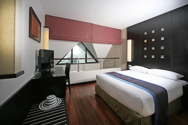 ホテル・タヒチ・ヌイ1-2