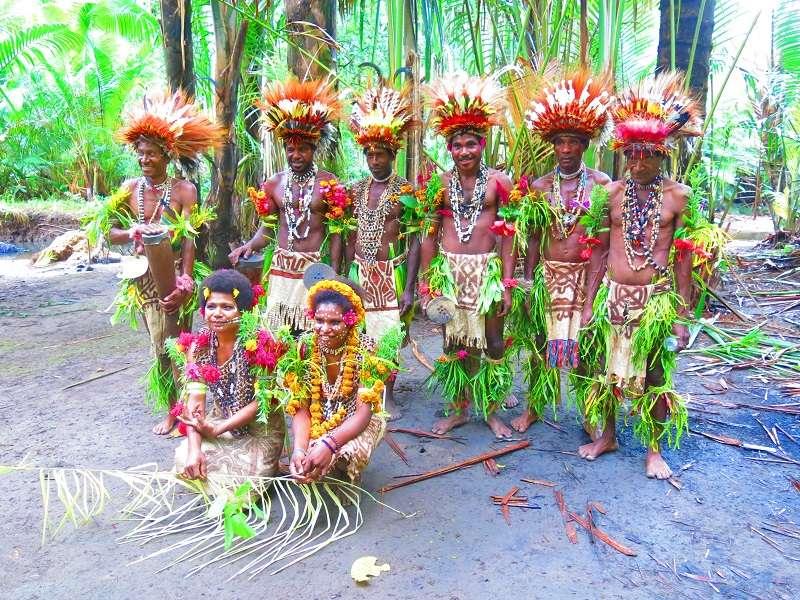 リレーブログ第四弾★パプアニューギニアの魅力★1