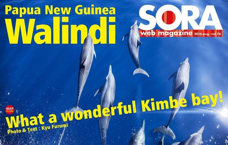 SORA-web パプアニューギニア写真