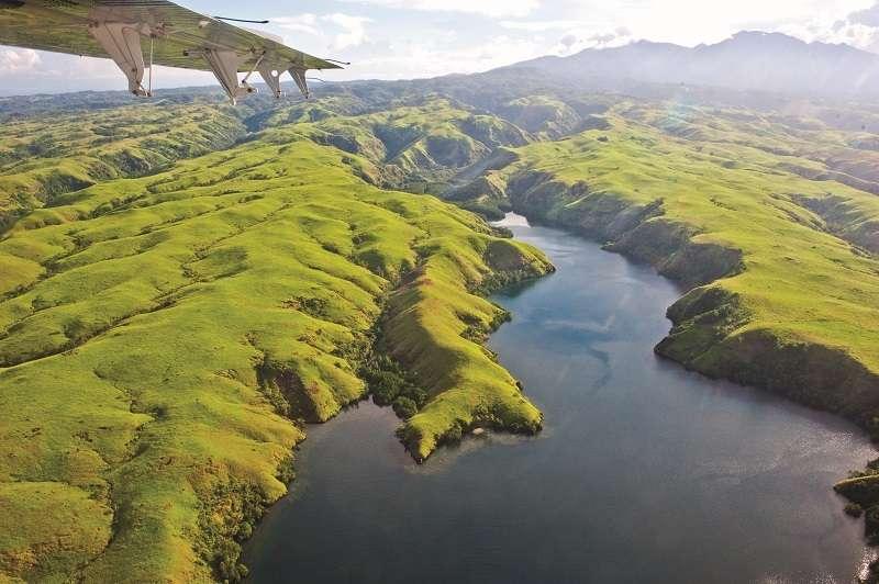 的場も絶賛パプアニューギニア・トゥフィ5