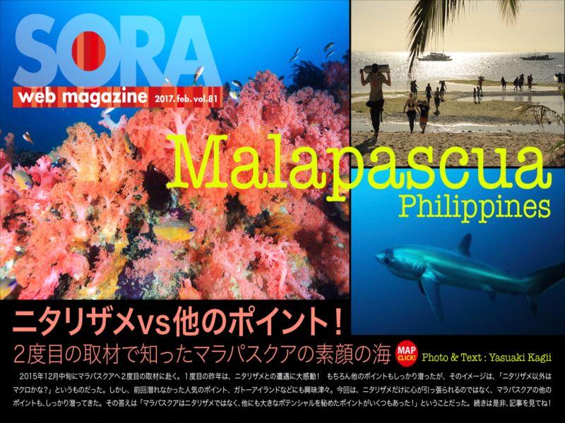 SORA-web マラパスクアUP写真