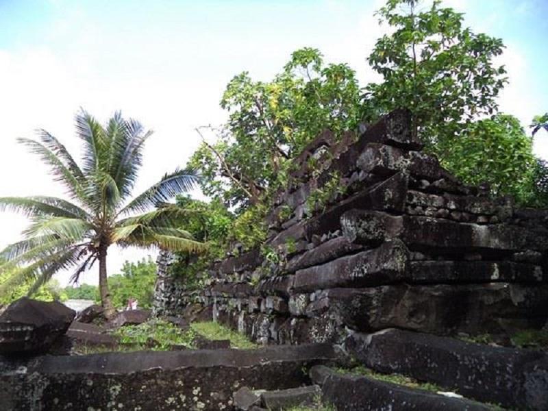 太平洋の秘められた楽園『ポンペイ』6