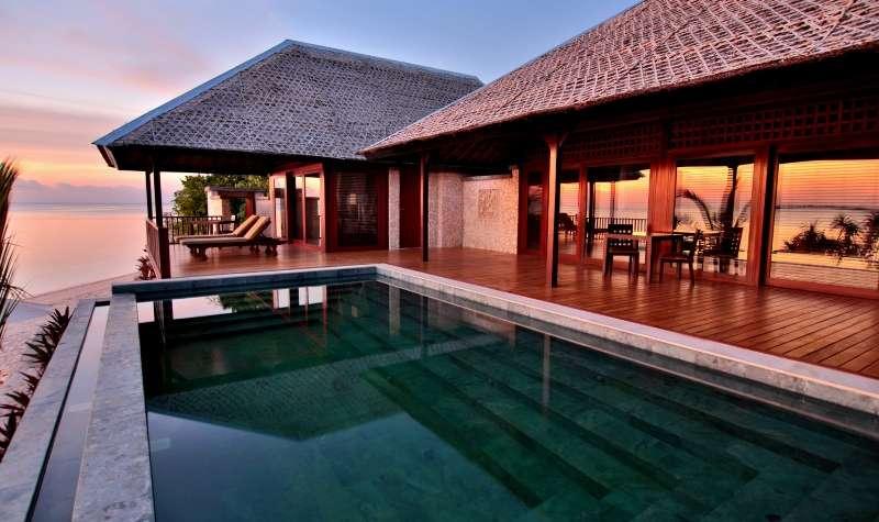 インドネシアの隠れ家ワカトビリゾート3