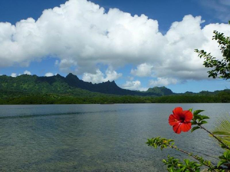ミクロネシアの宝石と呼ばれる島!コスラエ!3