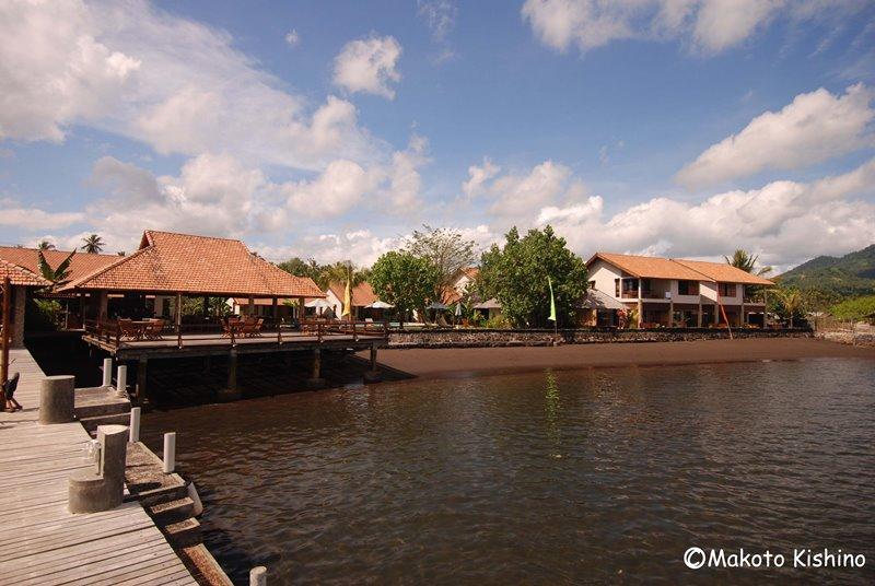 メナドの高級リゾート『ココティノス』写真