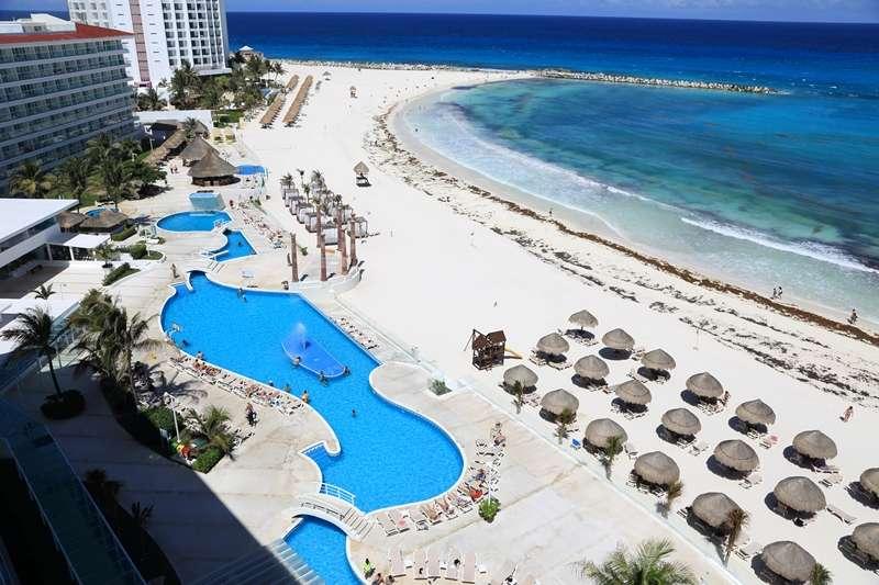 カリブ海の一大リゾート地、カンクン写真