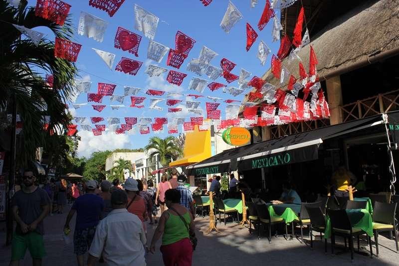 カリブ海の一大リゾート地、カンクン2