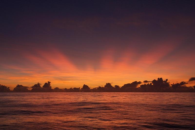 パラオの海況は「絶好調」!写真