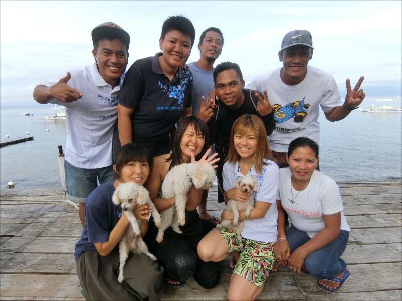 フィリピン視察~モアルボアル~写真