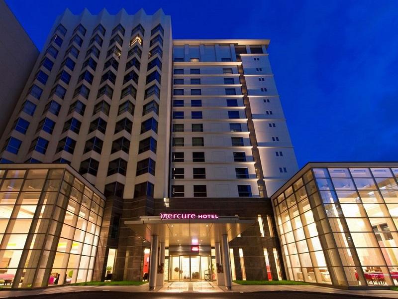NEWツアー!!メルキュールホテル沖縄に泊まってダイビング!!1
