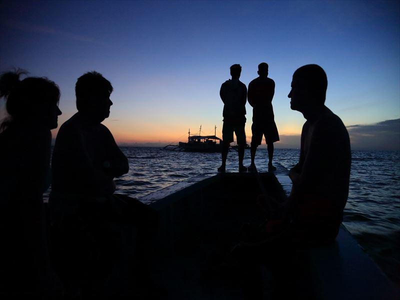 ニタリと泳げる海! マラパスクア
