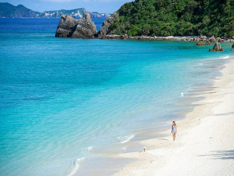 【阿嘉島】ケラマブルーの海を満喫しよう♪