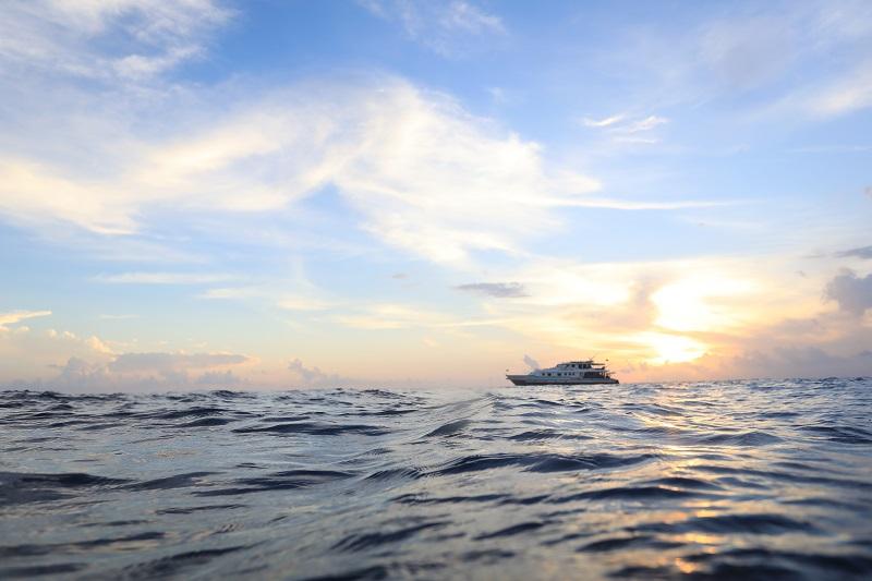【インドネシア】パヌニーヨットで行くバンダ海クルーズ!写真