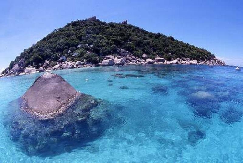 SORA-web タオ島UP写真