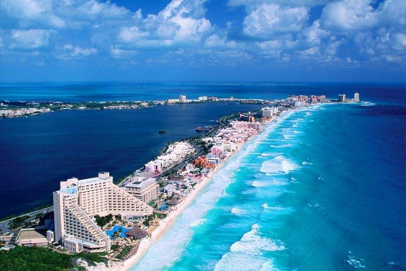海はもちろん、陸上ツアーも満載のカンクンツアー!写真