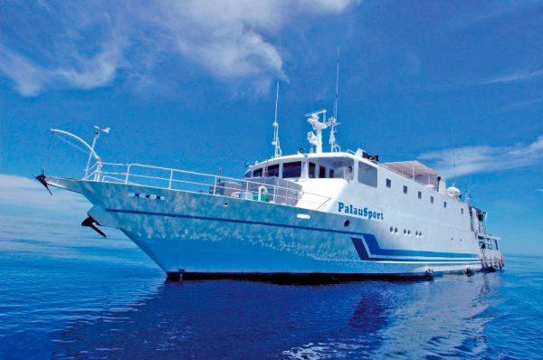オールインクルーシブ!ホテル型クルーズ船!!【パラオスポート号】写真