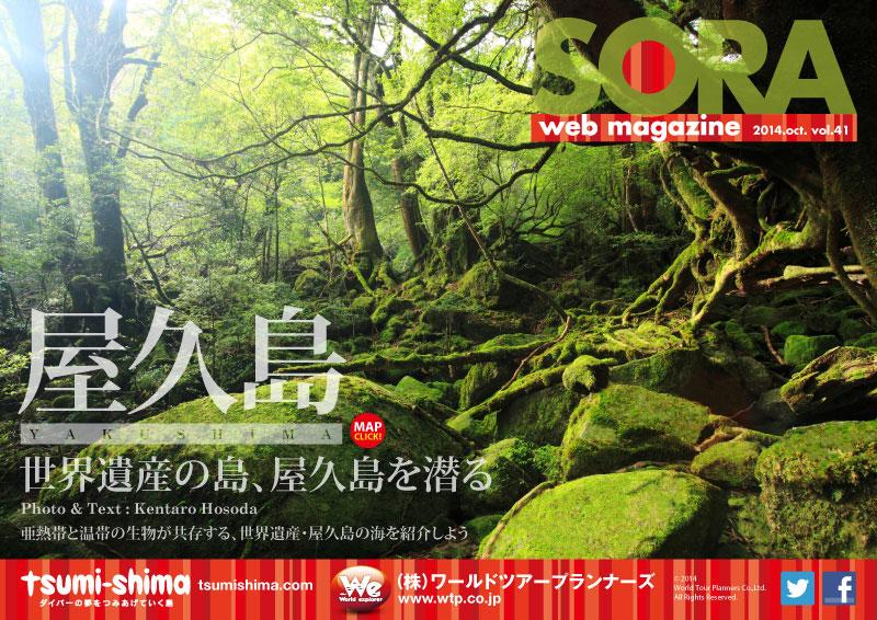 神戸 (国内線)発 スカイマーク航空(国内) 屋久島  最大6ダイブ付 5日間4