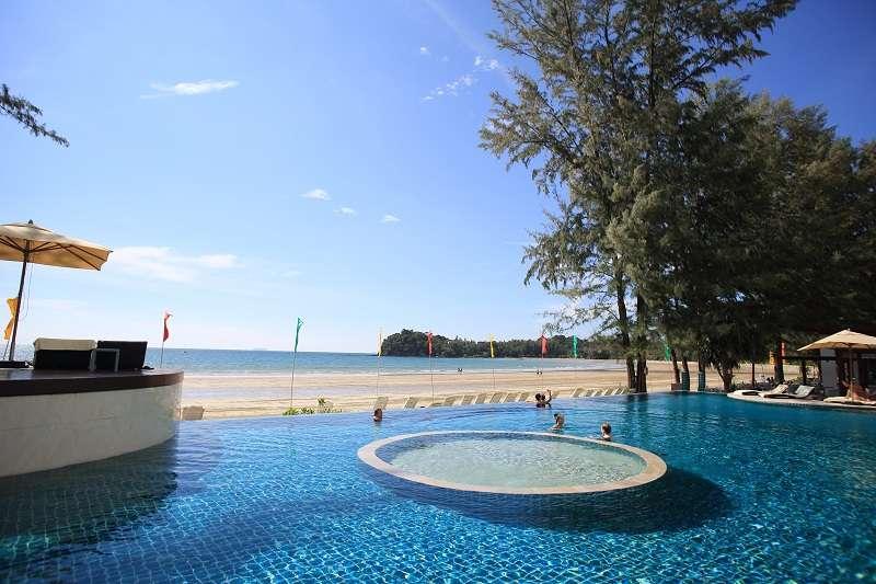 関西発 タイ国際航空 ランタ島  最大4ダイブ付 5日間12