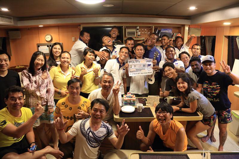 羽田発 ガルーダインドネシア航空 ラジャアンパット  最大6ダイブ付 6日間5