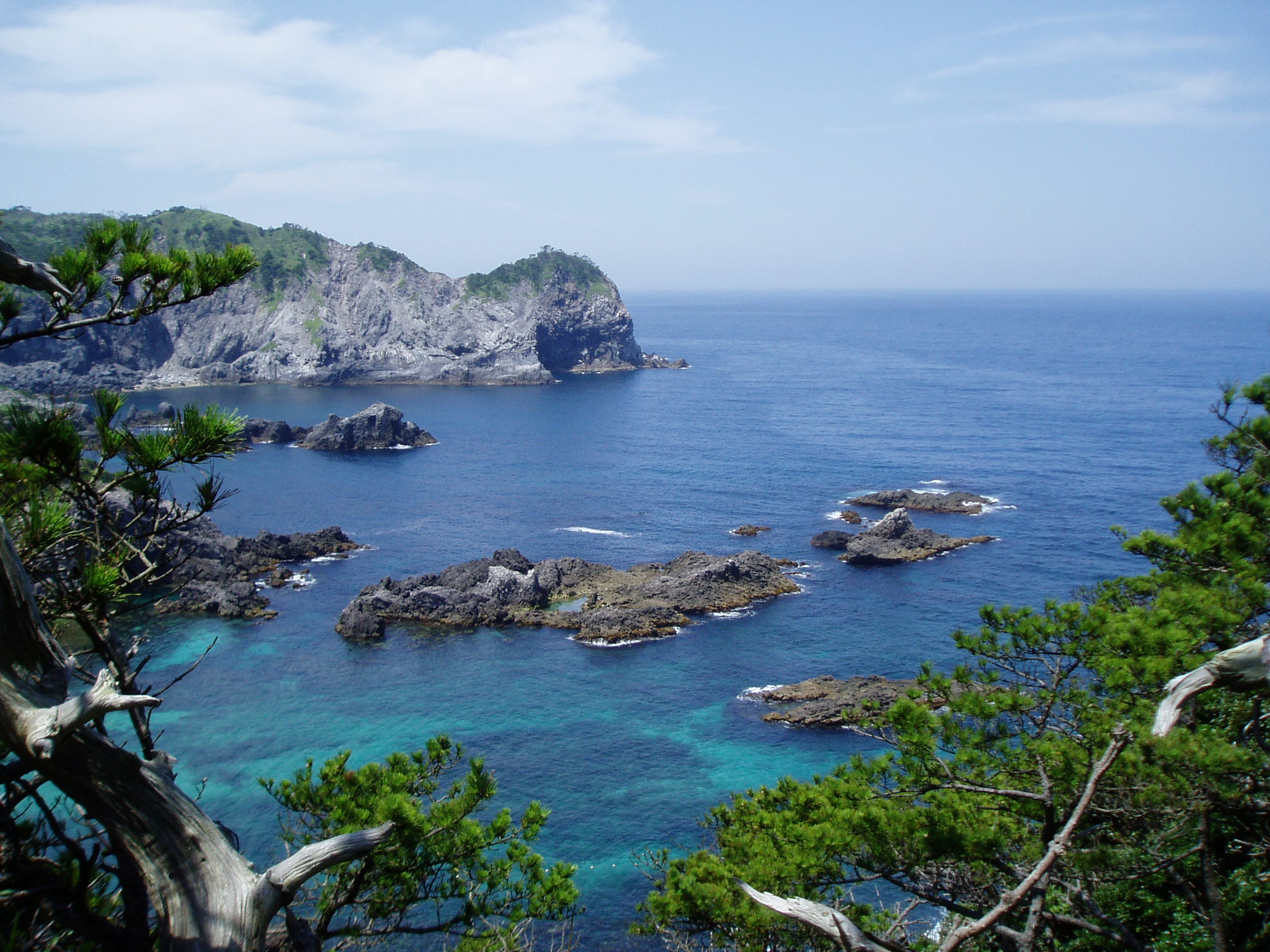 竹芝発 東海汽船(大型客船 式根島~神津島) 神津島/式根島  最大6ダイブ付 5日間5